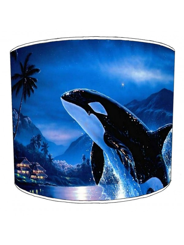 whale lampshade 1