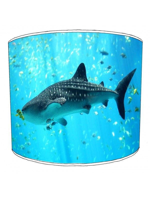 whale shark lampshade