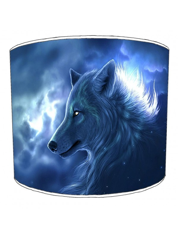 wolf lampshade 19