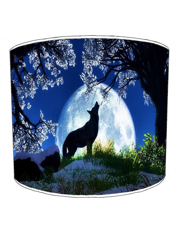wolf lampshade 4