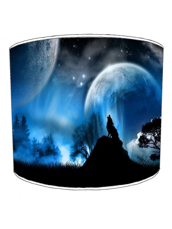 wolf lampshade 7