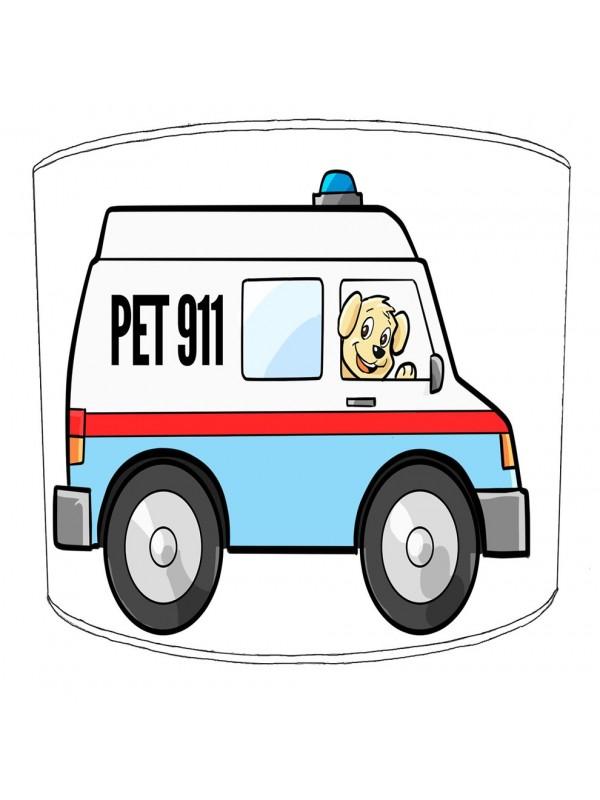 ambulance lampshade 11
