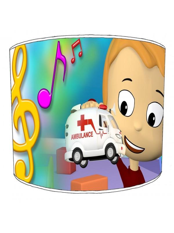 ambulance lampshade 6