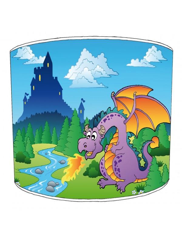 dragon lampshade 2