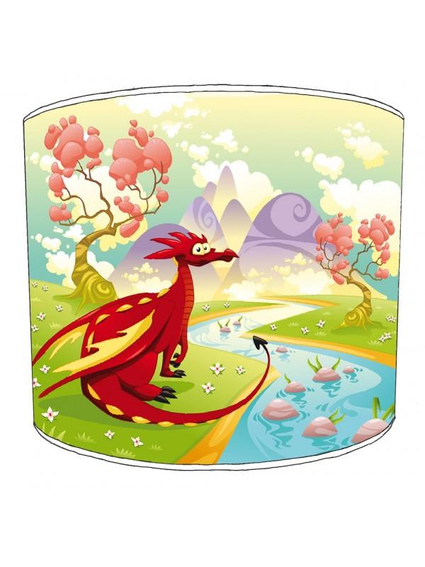 dragon lampshade 4