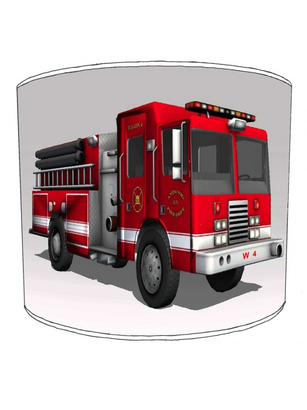 fire engine lampshade 6