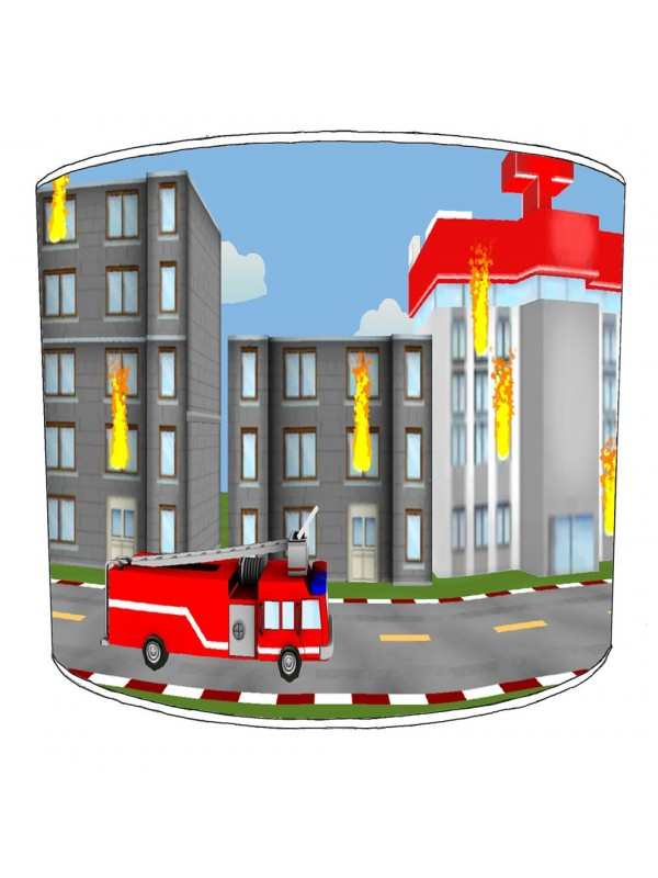 fire engine lampshade 8