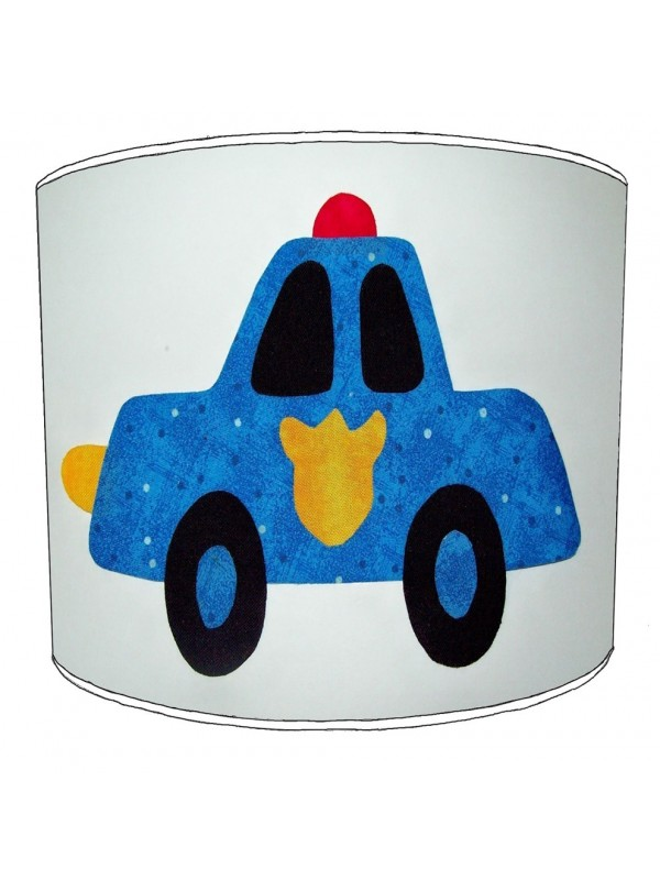 police lampshade 1