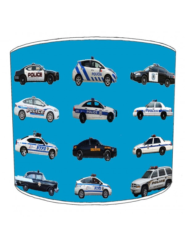 police lampshade 7