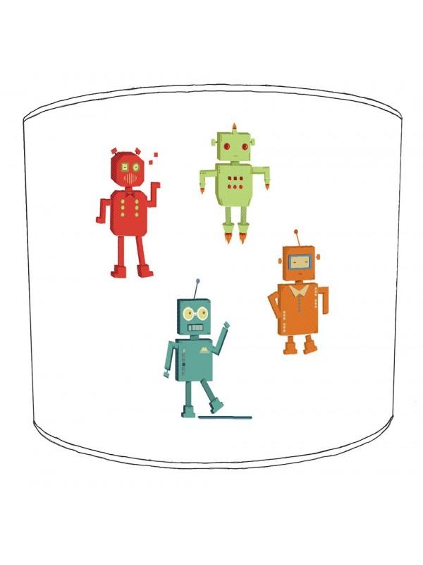 robots lampshade 20