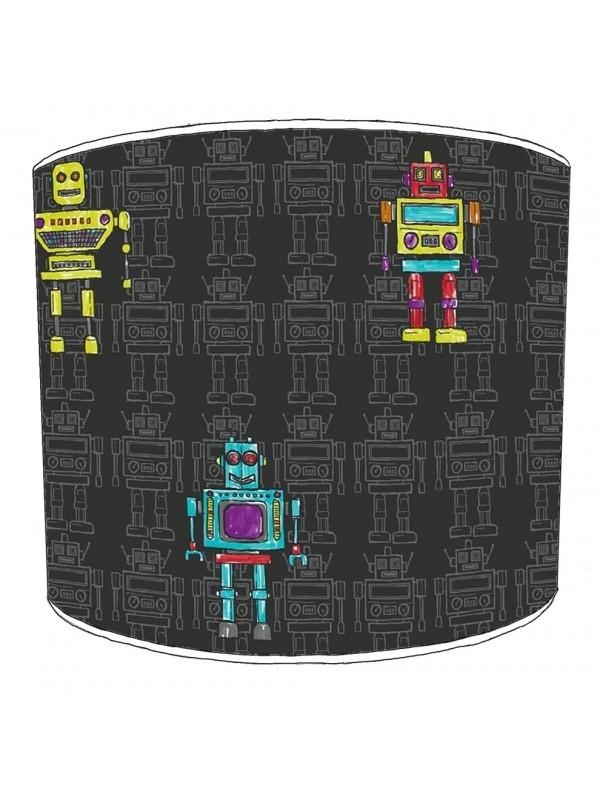 robots lampshade 23