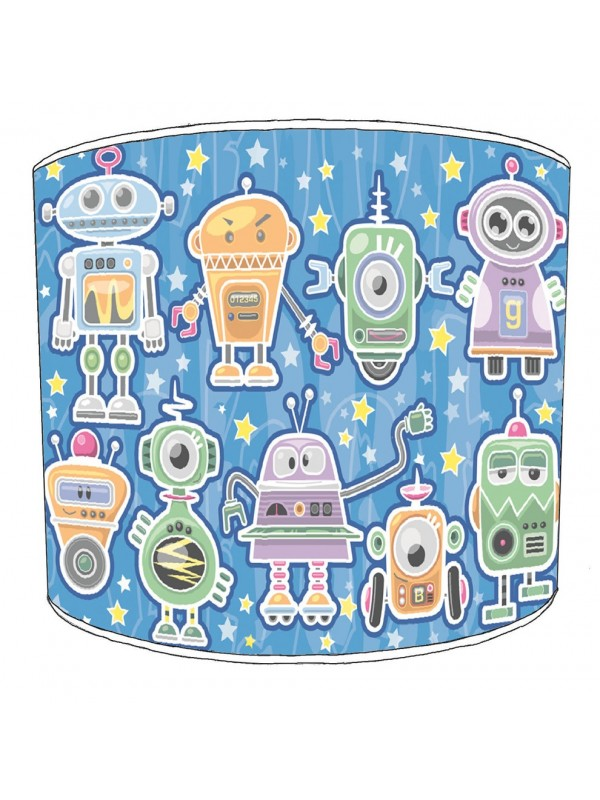 robots lampshade 3