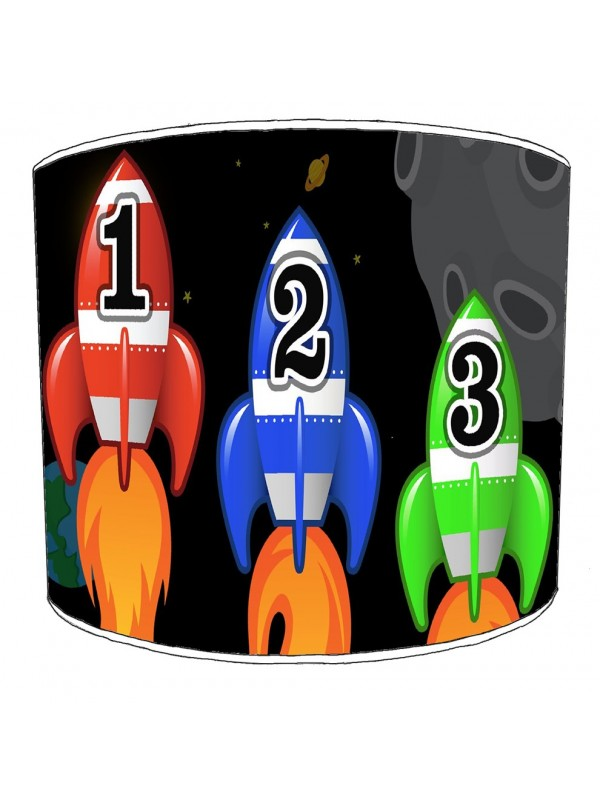 rockets lampshade 19