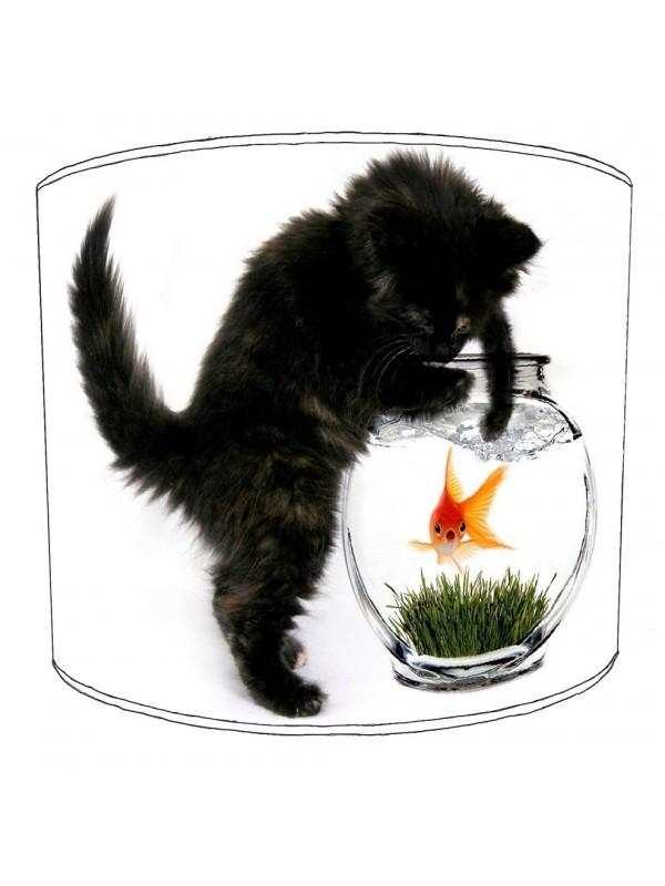 cat lampshade 13