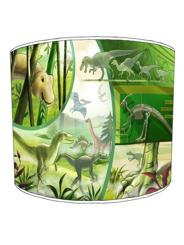 dinosaur lampshade 1