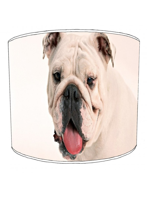 bulldog lampshade 1