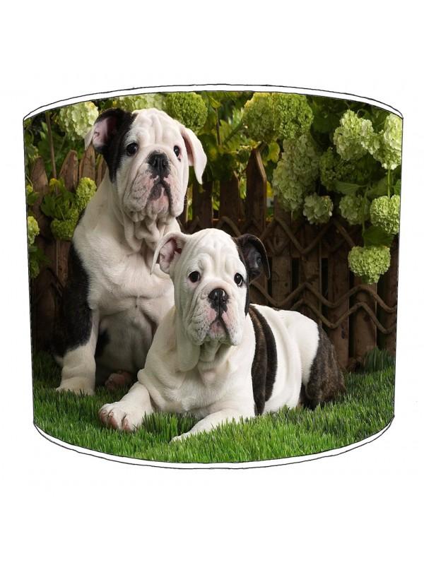 bulldog lampshade 9