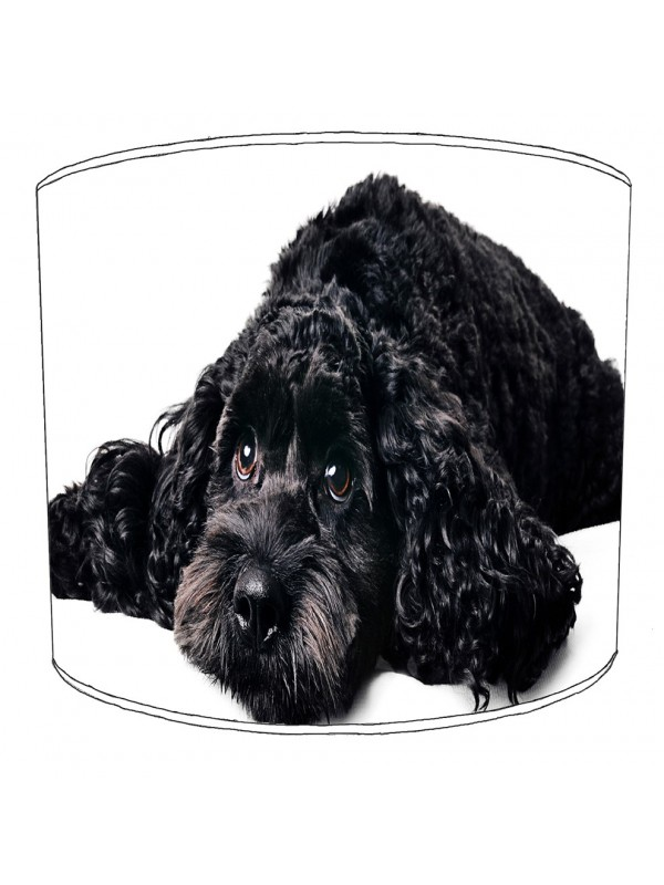 cockapoo lampshade 12