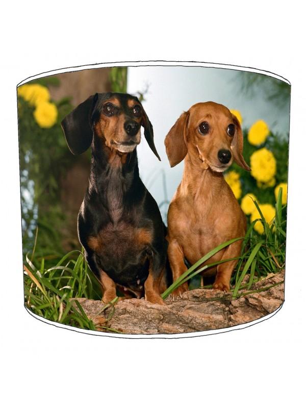 dachshund lampshade 3