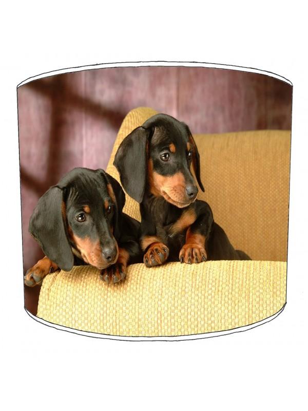 dachshund lampshade 7
