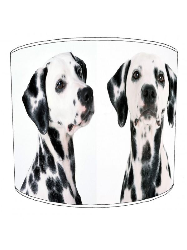 dalmatian lampshade 1