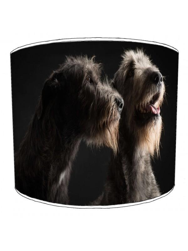 irishwolfhound lampshade 10