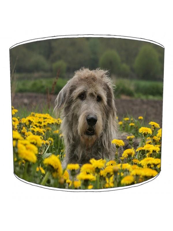 irish wolfhound lampshade 6