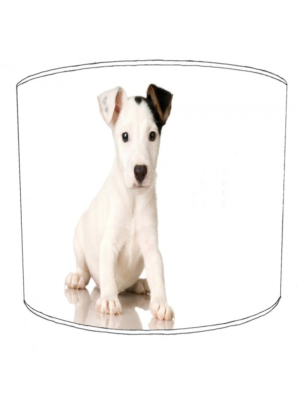 jack russell lampshade 1