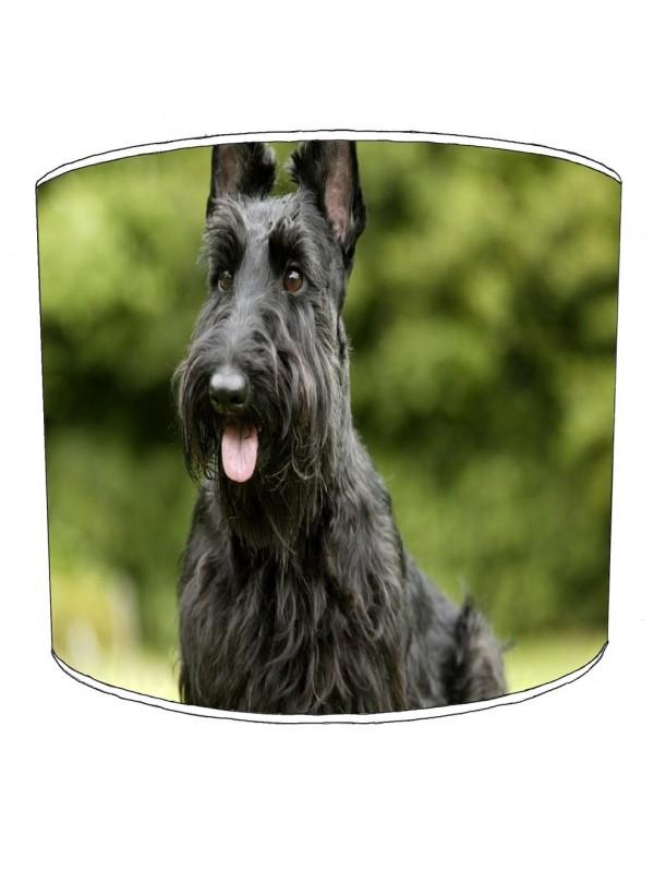 scottie dog lampshade 1