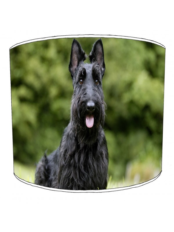 scottie dog lampshade 4