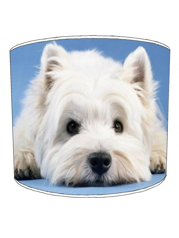 westhighland terrier lampshade 4