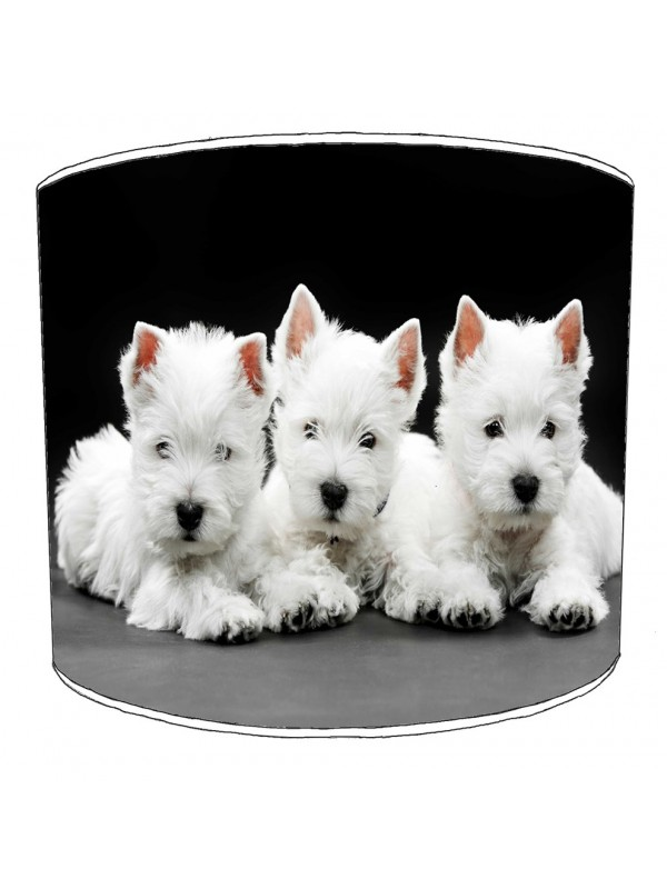 westhighland terrier lampshade 5