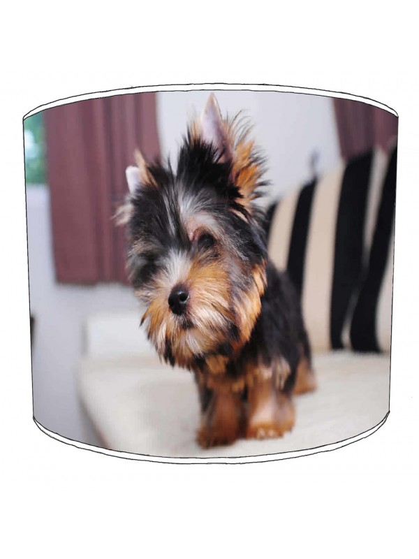 yorkshire terrier lampshade 2