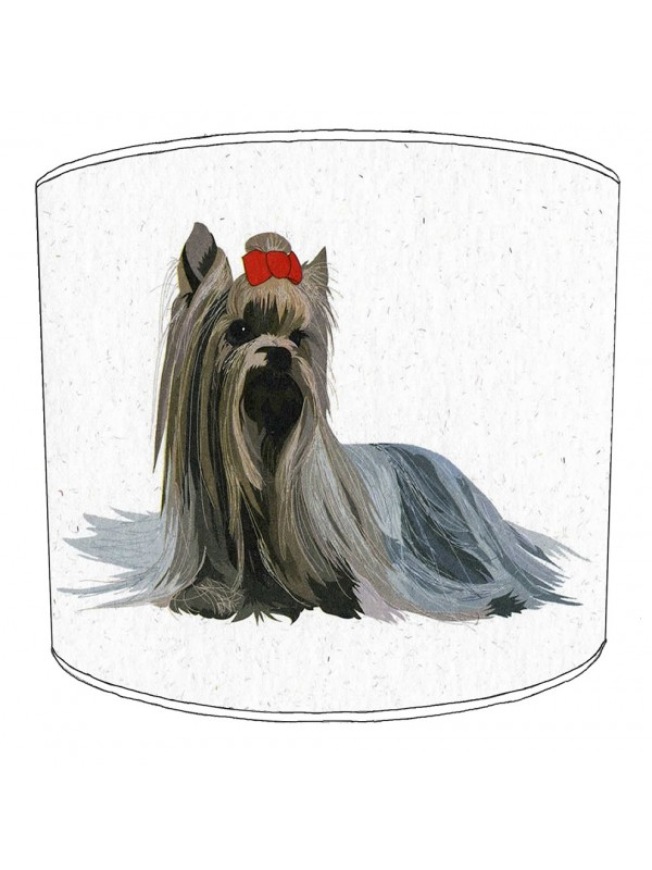 yorkshire terrier lampshade 5
