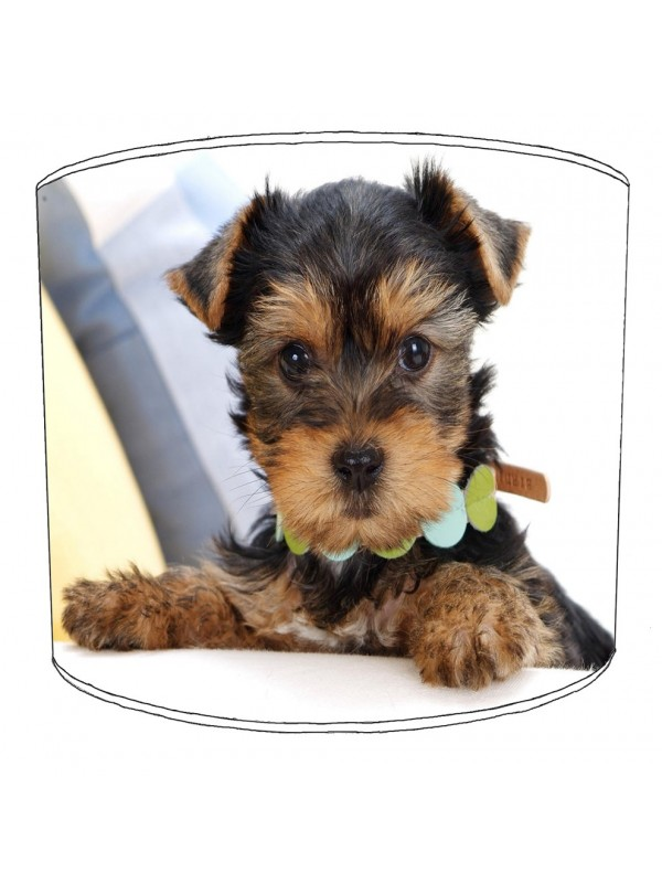 yorkshire terrier lampshade 7