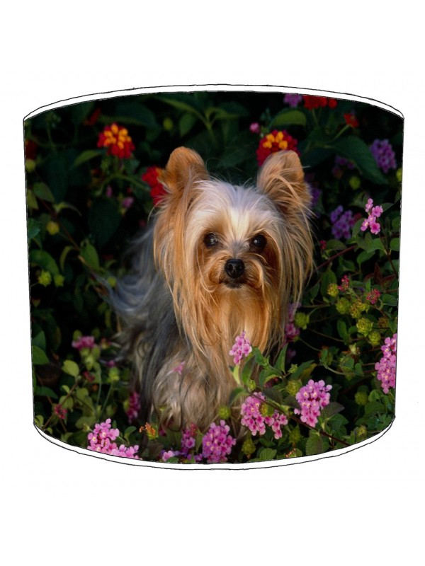 yorkshire terrier lampshade 8