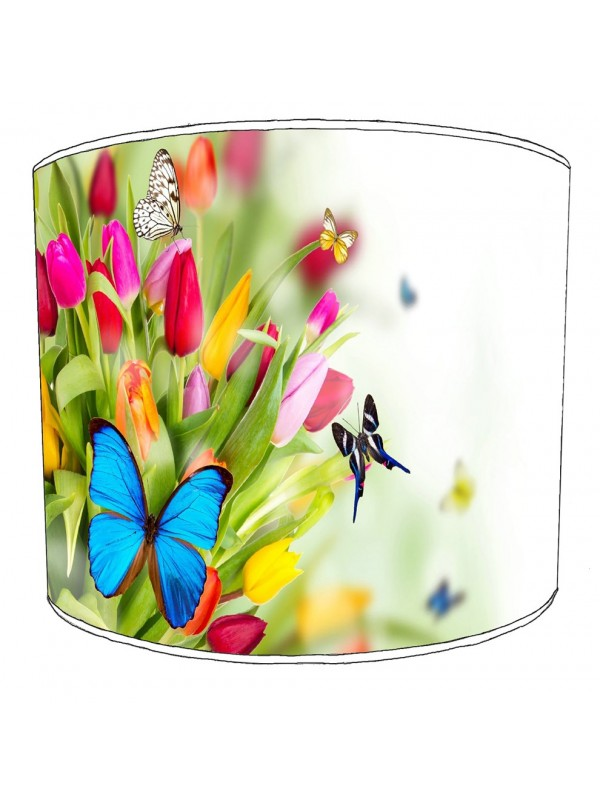 butterfly lampshade 10