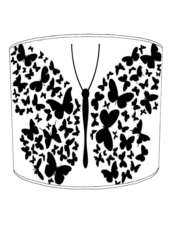 butterfly lampshade 11