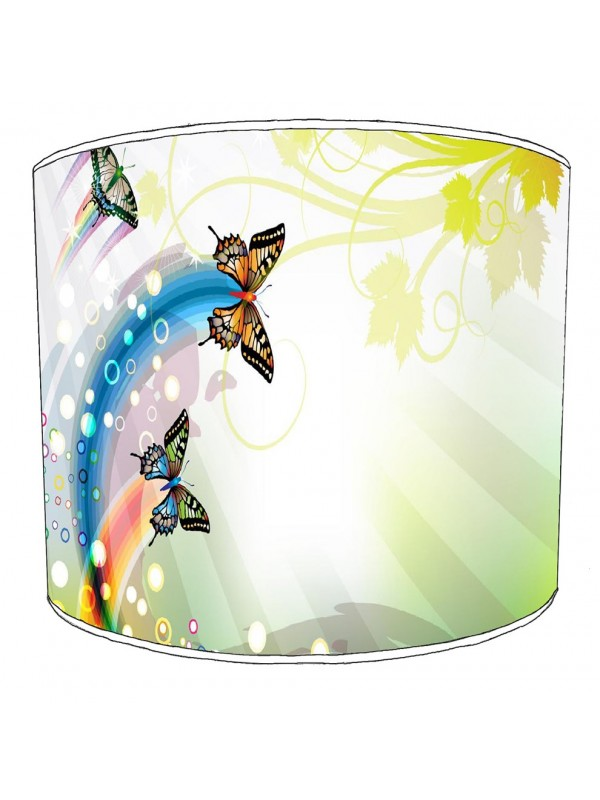 butterfly lampshade 2