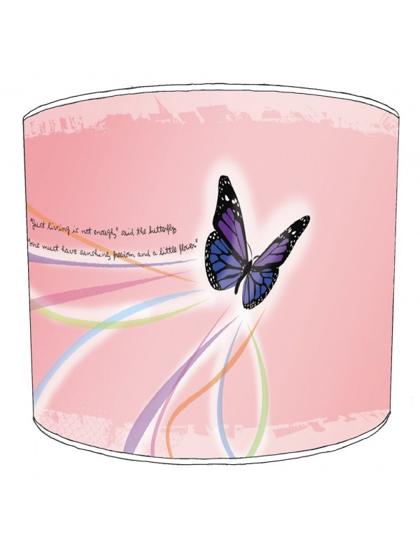 butterfly lampshade 3