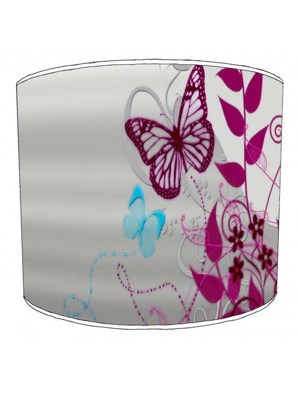 butterfly lampshade 4