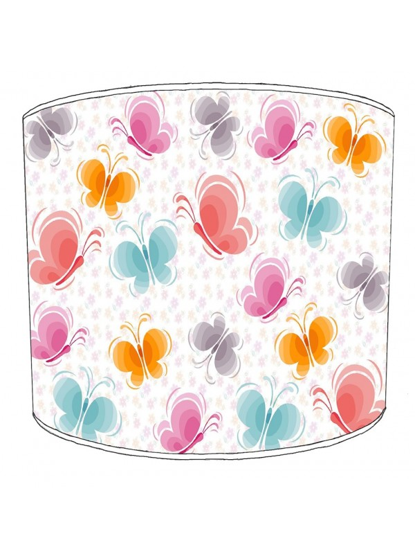 butterfly lampshade 5
