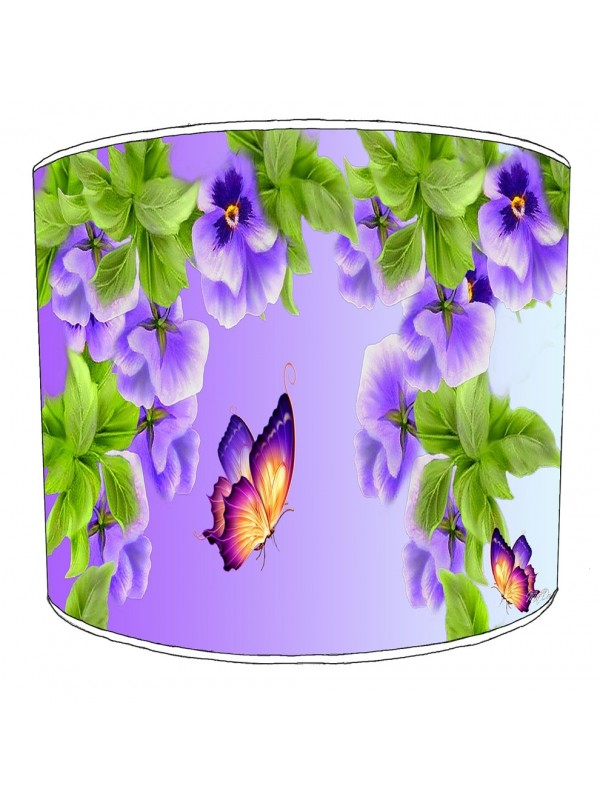 butterfly lampshade 7