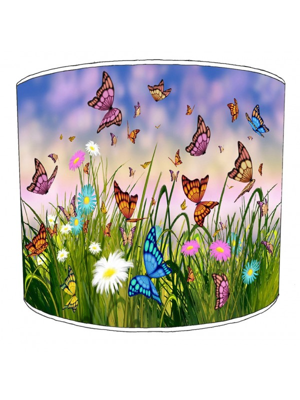butterfly lampshade 8