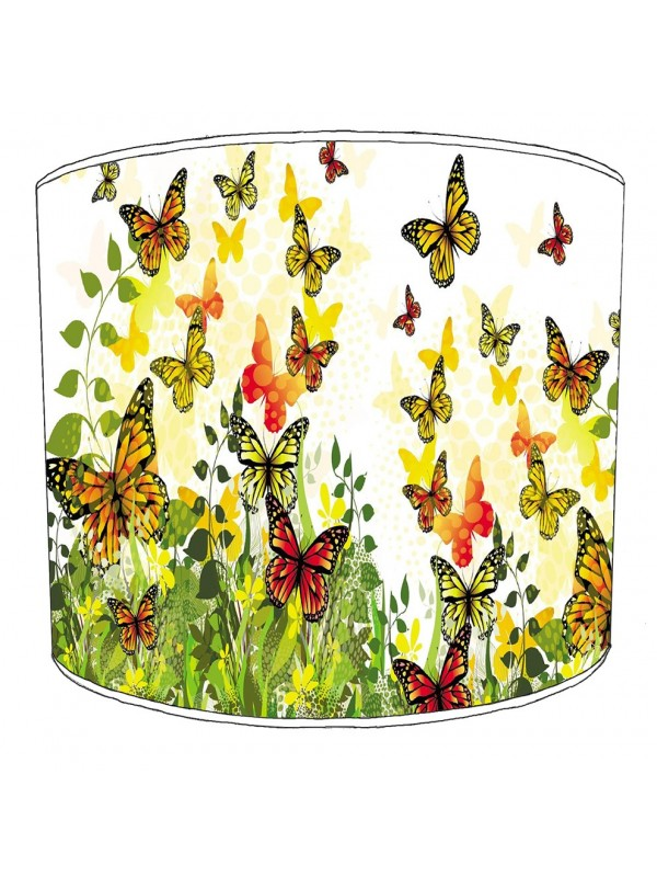 butterfly lampshade 9