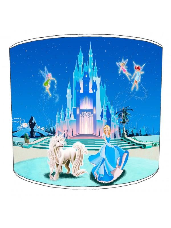 unicorn childrens lampshade 13