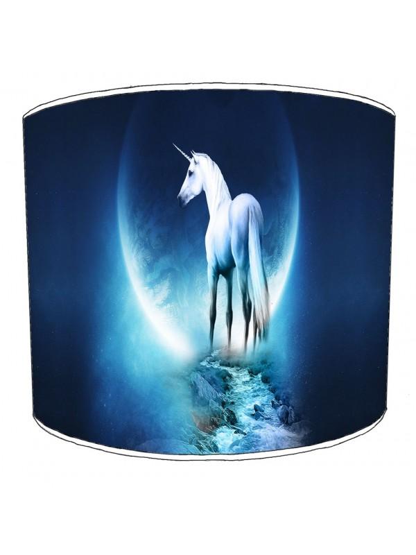 unicorn childrens lampshade 7