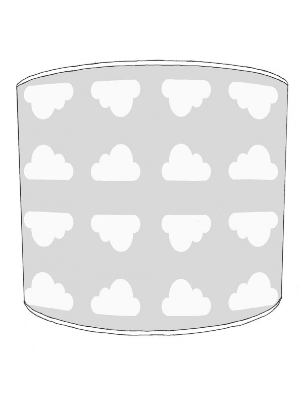 clouds lampshade 4