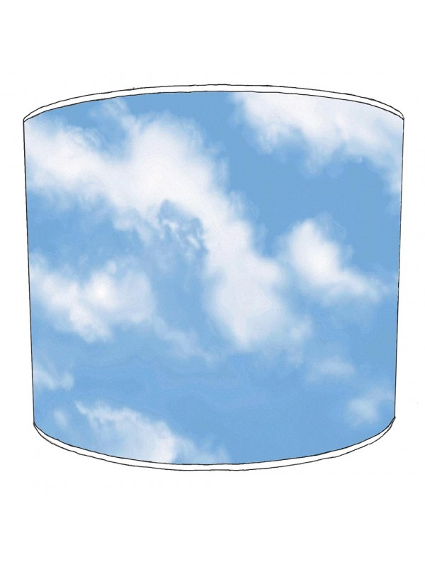 clouds lampshade 5