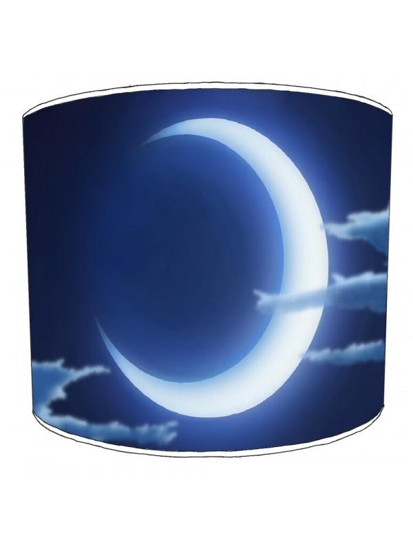 moon and stars lampshade 3